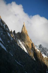 Un-named Sharp Peaks, Near Concordia, Baltoro Glacier, Karakoram, Pakistan