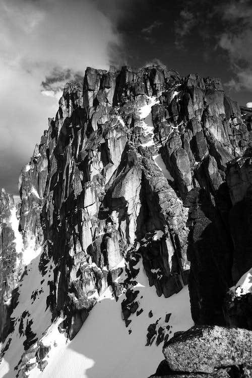 Grimface Mountain