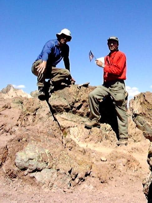 Uncompahgre Peak Summit -...