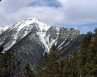 Charleston Peak - May 2003
