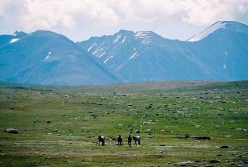 Chicachova Range
