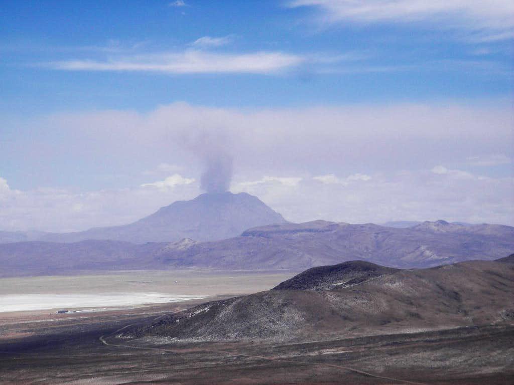 A View of Ubinas