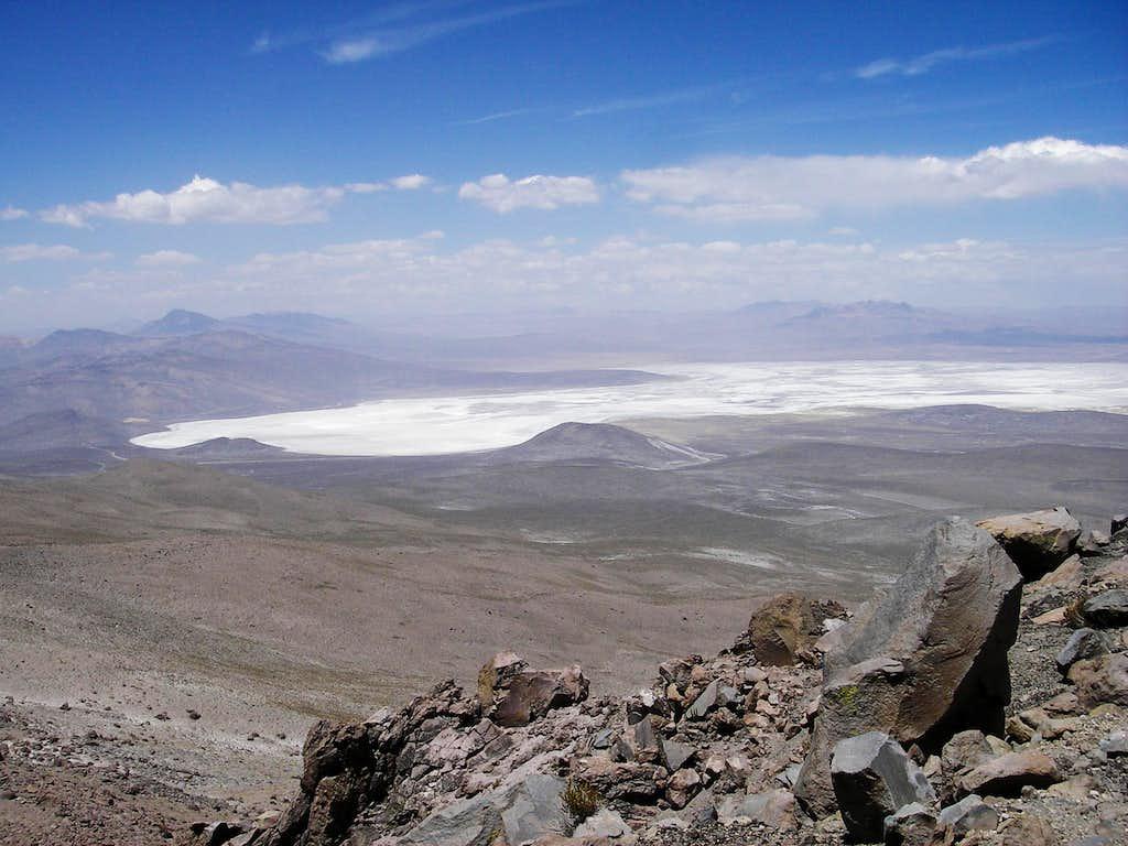 Laguna Salinas (Dry)