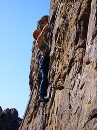Climbing in New Jack