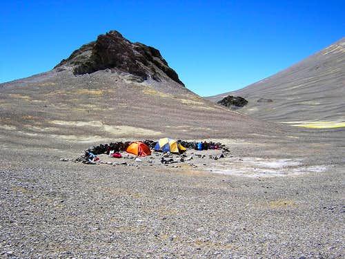 Aconcagua - Camp 1.5