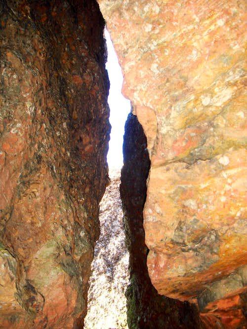 Inside Megaliths (I)