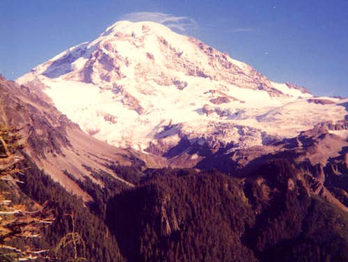 Rainier from Eagle Cliff