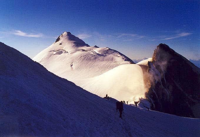 Sherman Peak (10,160+ ft)...