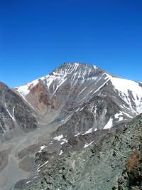 South Face of Cerro Plata