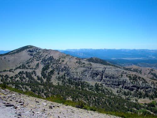 Mount Houghton North Ridge