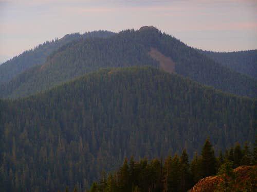 Southwest Huffman Peak