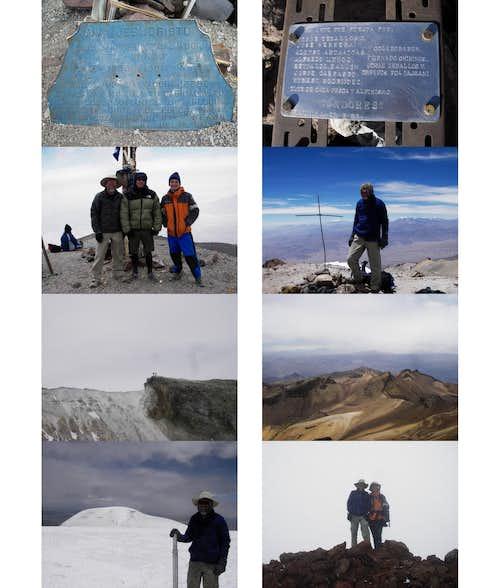 Seven Summits - Arequipa, Peru
