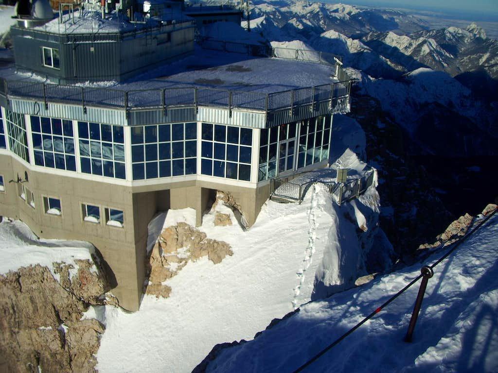 Zugspitze restaurant