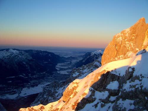 Valley of Garmisch-Partenkirchen