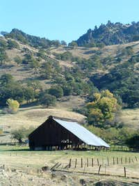 Keenan Ranch, Bragg Canyon