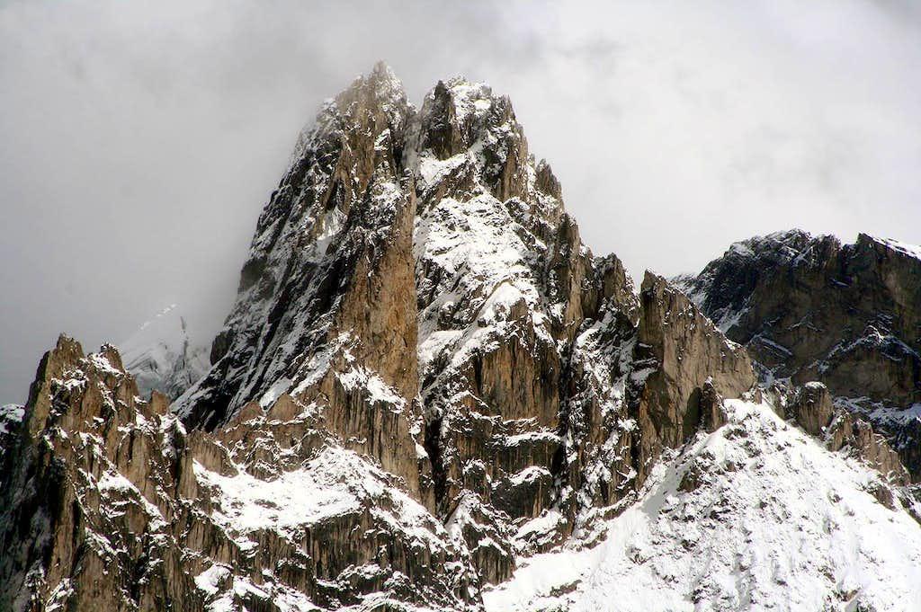Mount Battisti - West Face