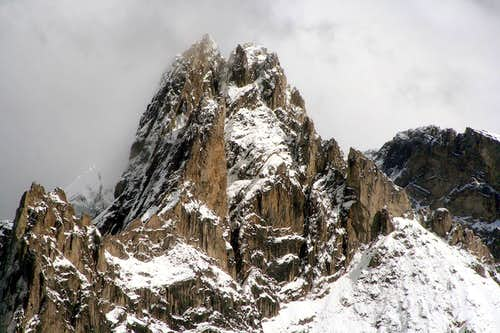 Mount Battisti - West Face