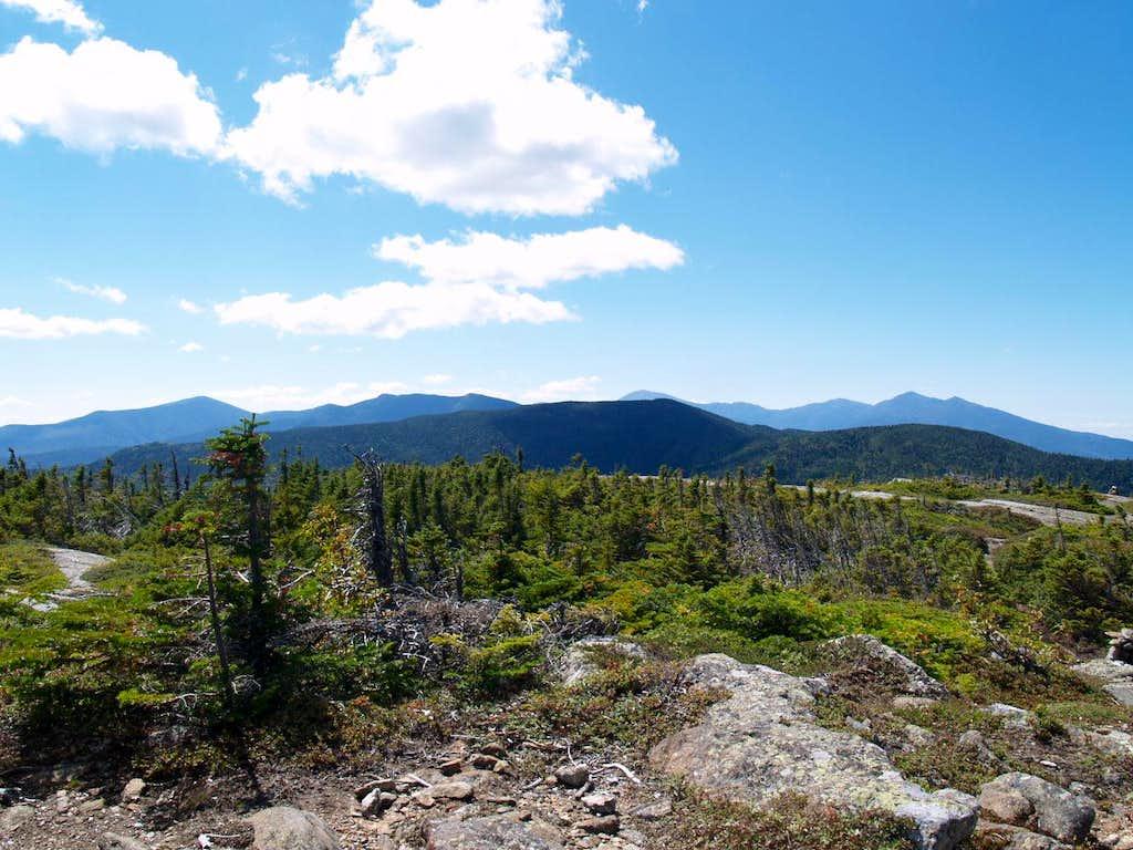 Viewe from Shelburne Moriah Mtn