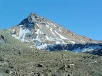 Trico Peak as seen from the...