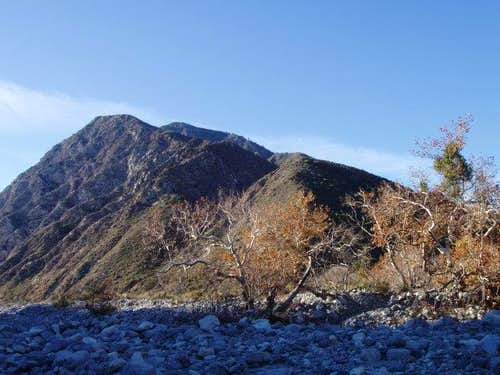 Lytle Creek Scenery