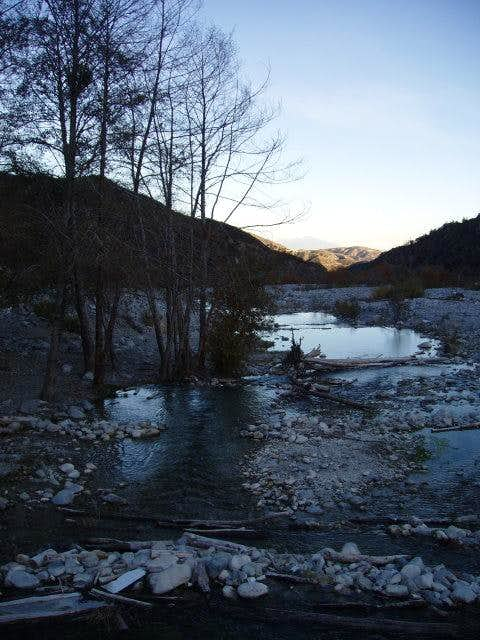 Lytle Creek Afternoon