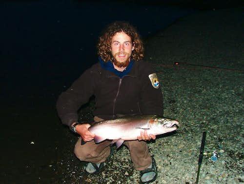 Seth Beaudreault in Alaska