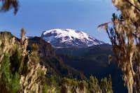 Umbwe to Kilimanjaro