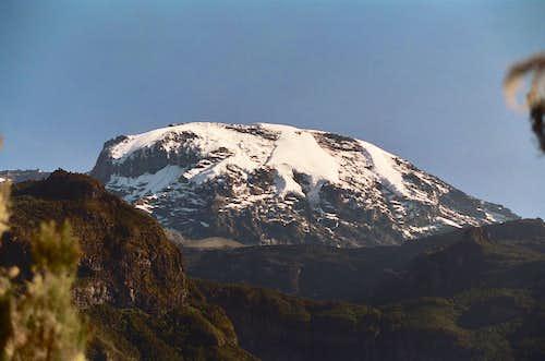 Umbwe to Kilimanjaro 2