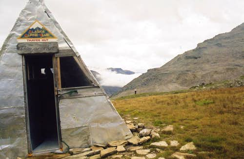 Thayer Hut