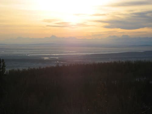 Delta Range,Tannana Valley, AK