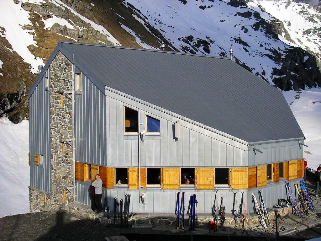 F.-X. Bagnoud 2645m Hut