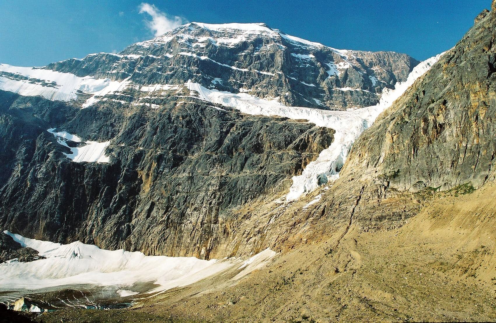 Path of the Glacier/Cavell Meadows