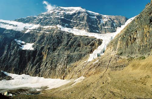 Edith Cavell and the Glaciers