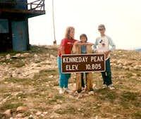 Kenneday Peak