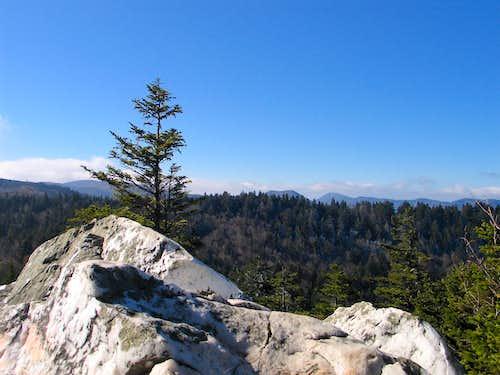 Shining Rock Vista