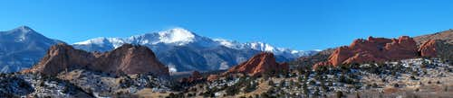 Pikes Peak via Southeast Ridge
