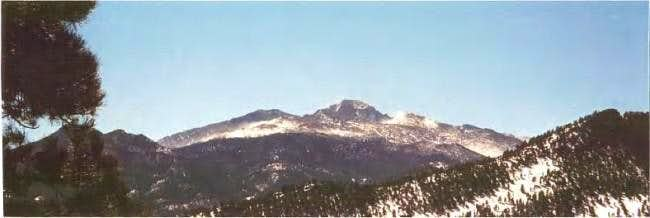 Longs Peak via Clarks Arrow