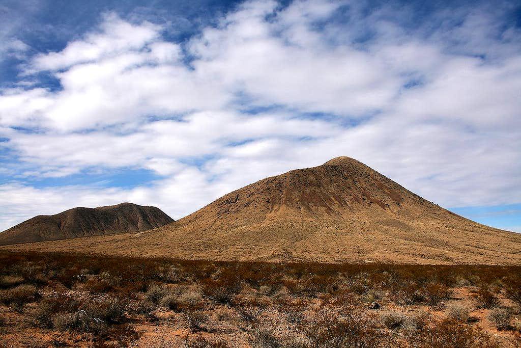 Mount Riley and Cox Peak