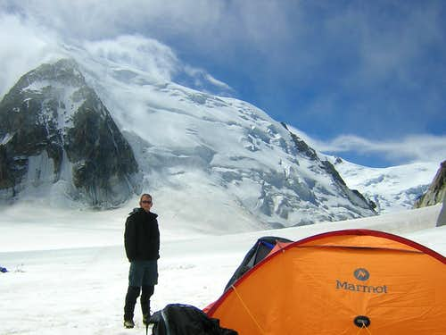 Mt Blanc -