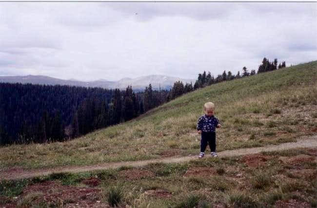 Crag Crest Trail.
