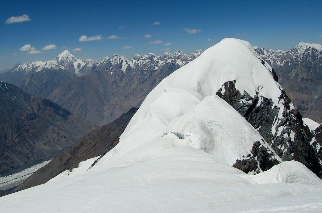 Shifkiten Sar (ca 5700m)