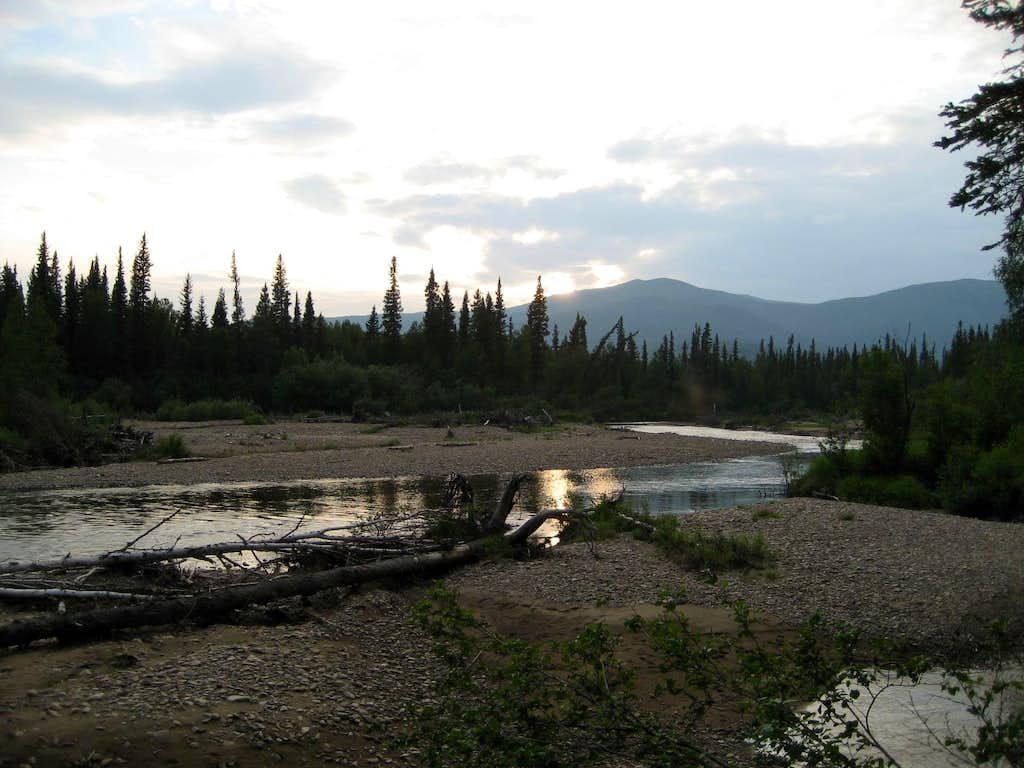 North Fork Chena River