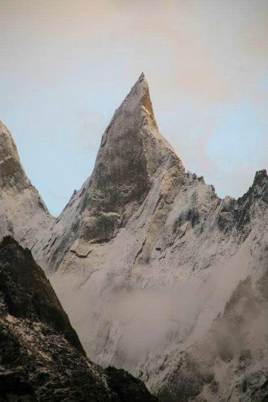 Un-named 5000m Peak, Baltoro Glacier, Karakoram, Pakistan