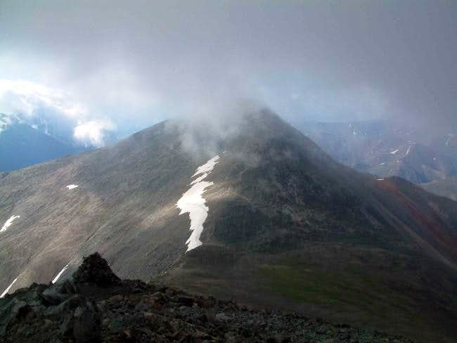 Grays Peak from the summit of...