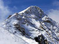 White cap peak