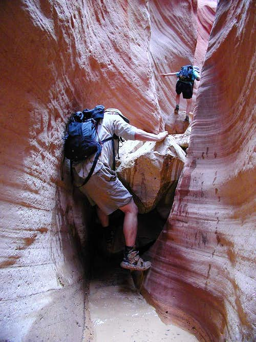 Red Cave - East Zion
