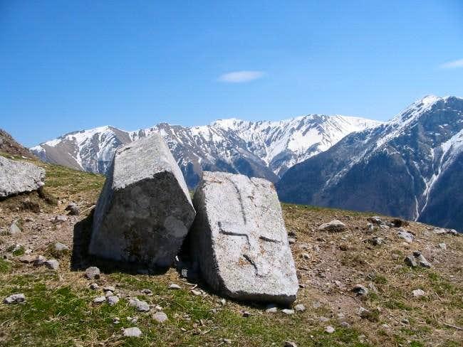 Bogomil tombstones in...