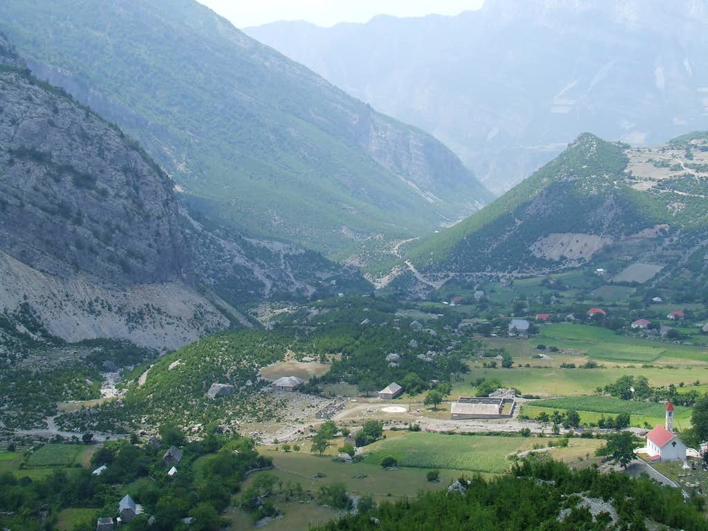Nikci village