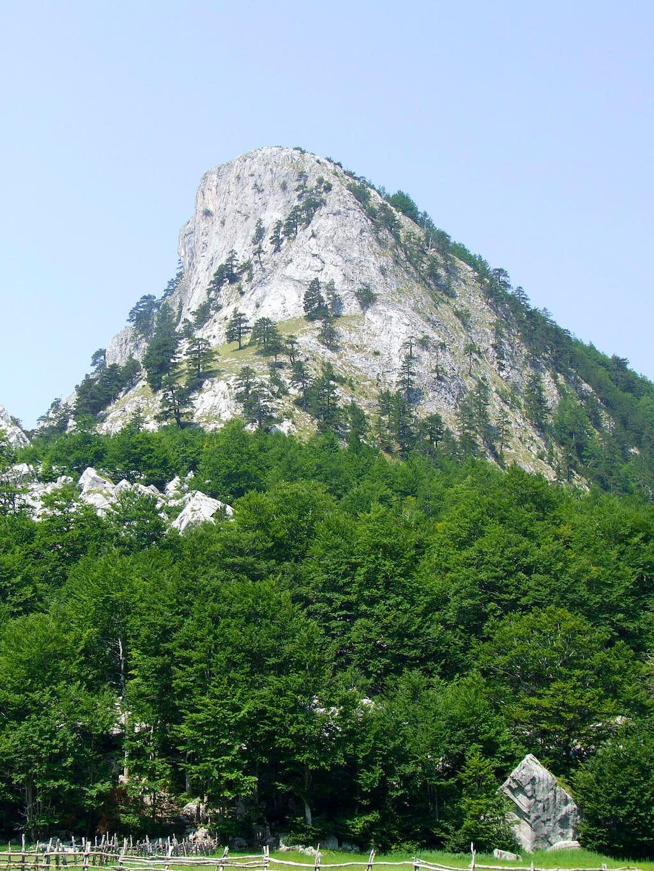 Sokolov vrh (Maja Sokolit) 1710m