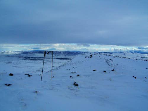 December 29-Last Climb of 2007